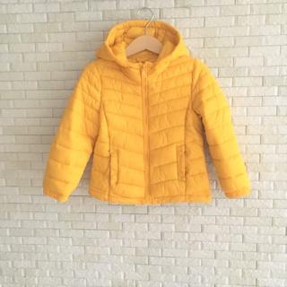 ZARA KIDS - ZARA(110㎝)5歳 ライトパフジャケット