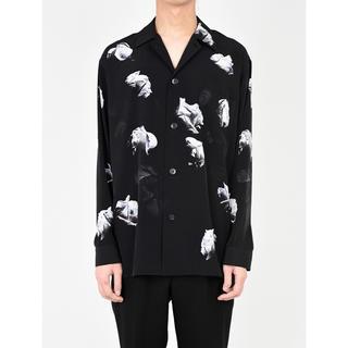 LAD MUSICIAN - LAD MUSICIAN パジャマシャツ 開襟シャツ 18AW