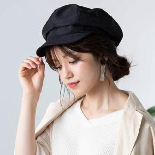 ウィゴー(WEGO)の【WEGO】キャスケット帽(キャスケット)
