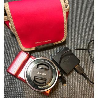 SONY - SONY ミラーレスカメラ α5000