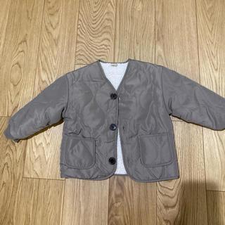 フタフタ(futafuta)のテータテート アウター キルトジャケット サイズ95(ジャケット/上着)