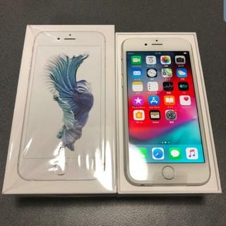iPhone - SIMフリー iPhone6s 32GB シルバー 未使用品