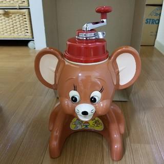 タイガー(TIGER)のトムとジェリーかき氷機(調理機器)