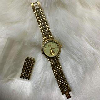 Vivienne Westwood - ヴィヴィアンウエストウッド 腕時計 ゴールド
