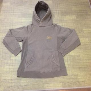 ノンネイティブ(nonnative)のnonnative hooded sweatshirt vintage(パーカー)
