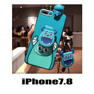 Disney - サリー モンスターズインク  iPhone7 iPhone8 ケース カバー