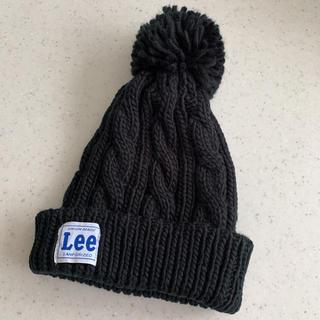 Lee - LEE×しまむら リー ニット帽 ニットキャップ ビーニー。
