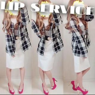リップサービス(LIP SERVICE)の♡コーデ売り♡ジャケット×トップス×スカート(セット/コーデ)