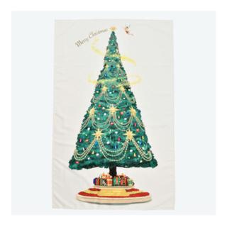 Disney - ディズニー クリスマス 2019 クリスマスツリー タペストリー