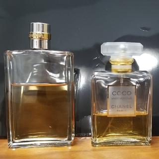 CHANEL - 【使用済み】CHANEL 女性用香水2種セット