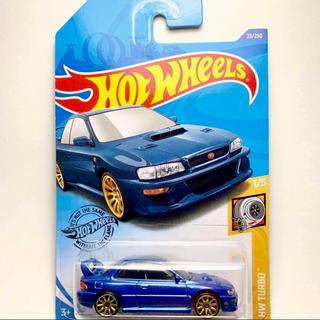 【日本未発売】Hot Wheels IMPREZA 22B STiVersion