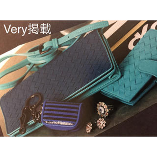 Bottega Veneta - 未使用品☆ ボッテガヴェネタ クロスボディ ウォレット 財布