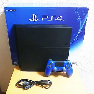 PlayStation4 - PS4 本体 箱付き CUH-1200A 500GB ⑦