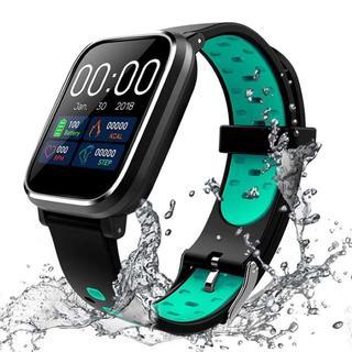 残りわずか☆スマートウォッチ IPx67完全防水 高品質(腕時計(デジタル))