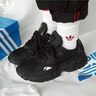 adidas - アディダスオリジナル ファルコン ブラック