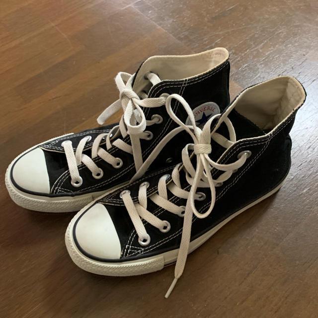 CONVERSE(コンバース)のconverse/コンバース♡ハイカットスニーカー23cm レディースの靴/シューズ(スニーカー)の商品写真