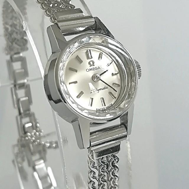 OMEGA - ⭐OH済 綺麗 オメガ レディースウォッチ 時計 卒業式 パーティーにも 極美品の通販
