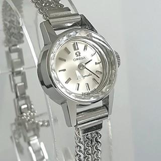 OMEGA - ⭐OH済 綺麗 オメガ レディースウォッチ 時計 卒業式 パーティーにも 極美品