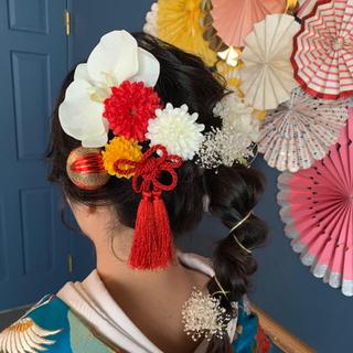 和装 髪飾り(ヘアアクセサリー)