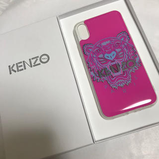 ケンゾー(KENZO)のKENZO iPhoneケース iPhonex xs用(その他)