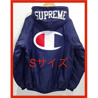 Supreme - supreme / champion sherpa lined hooded S