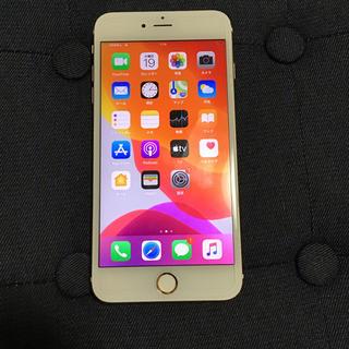 Apple - iPhone6Splus au ジャンク