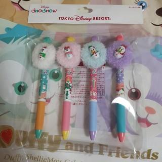 Disney - ボールペン四本セット