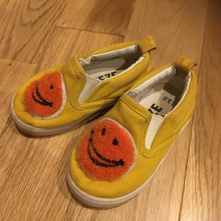 ブリーズ(BREEZE)のBREEZE 13.0cm スリッポン 靴(スリッポン)