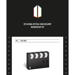 防弾少年団(BTS) - BTS ARMY キット 6期 membership kit