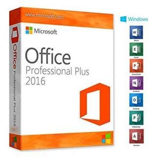 Microsoft - Office Professional Plus 2016