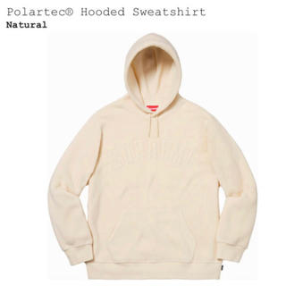 Supreme - Supreme - Polartec Hooded Sweatshirt