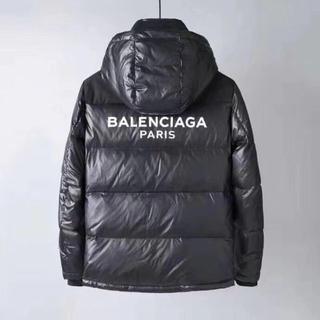 Balenciaga - 美品 BALENCIAGA ダウンジャケット (黒い)