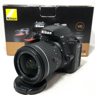 Nikon - Nikon D5600 AF-P 18-55レンズ KIT 4499ショット美品
