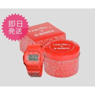 ジーショック(G-SHOCK)のKEITH HARING X CASIO G-SHOCK DW-5600(腕時計(デジタル))