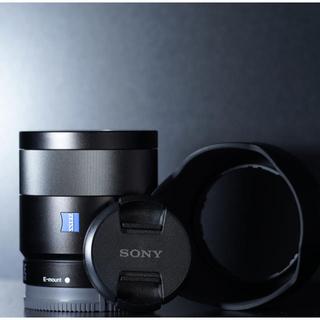 SONY - Sony FE 55mm f1.8 ZA