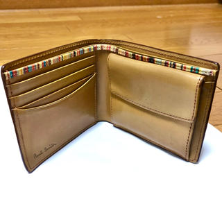 Paul Smith - Paul Smith ポールスミス メンズ 二つ折り財布