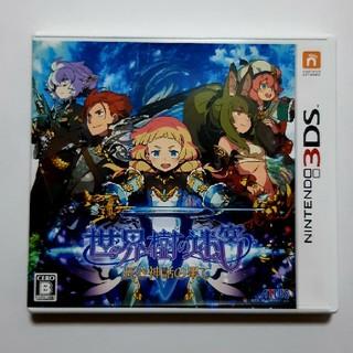 ニンテンドー3DS - 世界樹の迷宮V 長き神話の果て 3DS