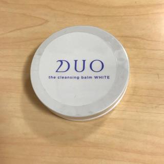 DUO クレンジングバーム ホワイト