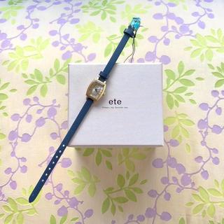 エテ(ete)のete   ㊴    腕時計・稼動品✨(腕時計)