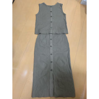 moussy - moussy セットアップ