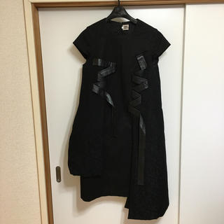 コムデギャルソン(COMME des GARCONS)のnoir kei ninomiya コムデギャルソン ワンピース(ロングワンピース/マキシワンピース)