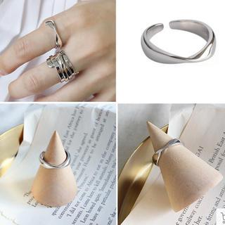 ムルーア(MURUA)の大人気シルバーリングs925(リング(指輪))