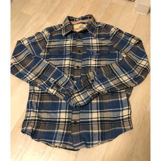 ホリスター(Hollister)のHOLLISTER ホリスター チェックシャツ ネルシャツ アメカジ  サーフ(シャツ)