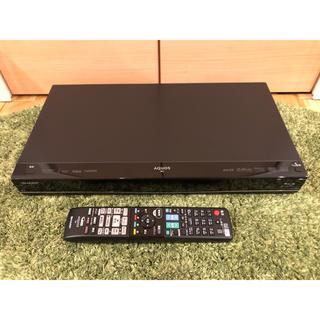 SHARP - シャープ HDDレコーダー BD-S550