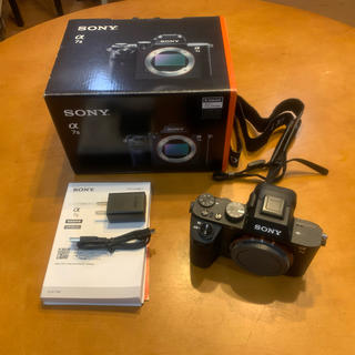SONY - Sony ミラーレス α7ⅱ 本体 美品