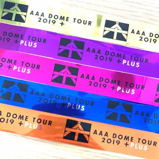 AAA - AAA 2019 plus 銀テ オレンジ フルサイズ