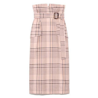 FRAY I.D - FRAY I.Dのハイウエストタイトスカート
