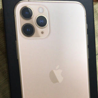 Apple - iPhone11pro ゴールド 64GB SoftBank版