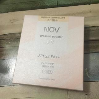 ノブ(NOV)の新品!NOV☆フェイスパウダー(フェイスパウダー)