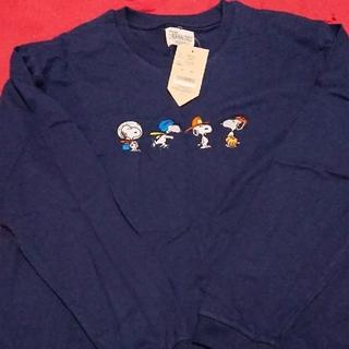 スヌーピー(SNOOPY)のスヌーピー 長袖 シャツ(Tシャツ(長袖/七分))
